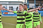 Barrow v Forest Green Rovers 280117