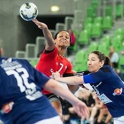 20150213: SLO, Handball -  Handball - Women's EHF Champions League, RK Krim Mercator vs Buducnost