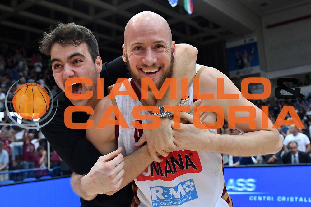 Hrvoje Peric<br /> Dolomiti Energia Trento - Umana Reyer Venezia<br /> Lega Basket Serie A 2016-2017<br /> Playoff FINALE Gara 6<br /> Avellino 20/06/2017<br /> Foto Ciamillo-Castoria
