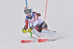 JEPSEN Mollie LW6/8-2 CAN at 2018 World Para Alpine Skiing World Cup slalom, Veysonnaz, Switzerland