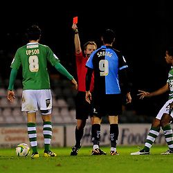Yeovil Town V Wycombe Wanderers