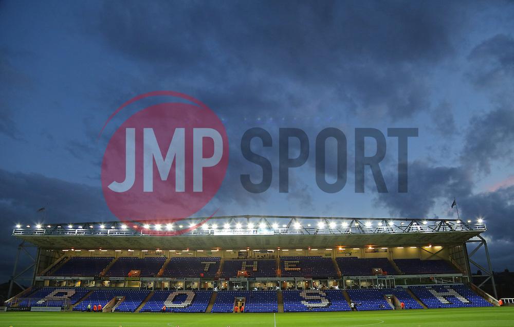 Peterborough United's London Road Stadium - Photo mandatory by-line: Joe Dent/JMP - Tel: Mobile: 07966 386802 08/10/2013 - SPORT - FOOTBALL - London Road Stadium - Peterborough - Peterborough United V Brentford - Johnstone's Paint Trophy