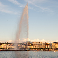 Geneva is the second most populous city in Switzerland and is the most populous city of Romandy, the French-speaking part of Switzerland. Situated where the Rhone exits Lake Geneva, it is the capital of the Republic and Canton of Geneva.
