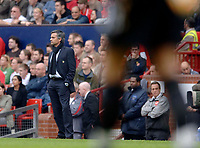 Photo: Glyn Thomas.<br />Chelsea v Liverpool. The FA Cup, Semi-Final. 22/04/2006.<br />Chelsea's manager Jose Mourinho.