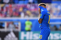 FUSSBALL WM 2018  Vorrunde  Gruppe E  ----- Brasilien - Costa Rica  22.06.2018 Neymar (Brasilien)