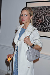 LAURA BAILEY at a private view of AMAZON an exhibition of photographs in aid of 'Sky Rainforest Rescue' held in the East Wing Galleries, Somerset House, London on 1st November 2011.