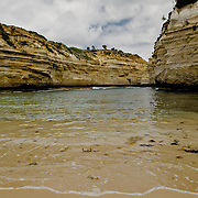 Loch Ard Gorge in Port Cambell National Park, along the Great Ocean Road.