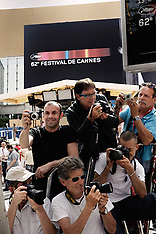 Cannes star catchers, May 2009