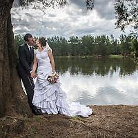 Brett & Laura 17-10-2012