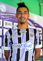 Farid BOULAYA - 17.09.2013 - Photo Officielle Istres - Ligue 2<br /> Photo : Icon Sport