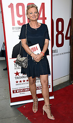 Alice Bee attends 1984 Play press night at The Playhouse, Norththumberland Avenue, London on Thursday 18 June 2015