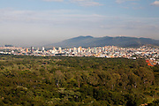 Pouso Alegre_MG, Brasil...Vista panoramica de Pouso Alegre...The panoramic view of Pouso Alegre...Foto: LEO DRUMOND / NITRO.....