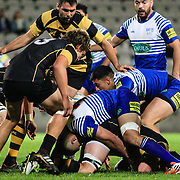 rugby union  game between Norths  and Wellington, played at Jerry Collins Stadium, Porirua, New Zealand on 24 March 2018.  Norths won 33-8.