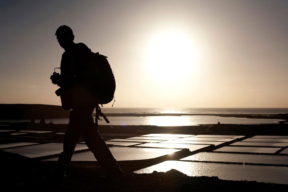 La Salinas. Playa Blanca. Isla de Lanzarote.