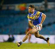 Joel Moon of Leeds Rhinos during the Betfred Super League match at Elland Road, Leeds<br /> Picture by Stephen Gaunt/Focus Images Ltd +447904 833202<br /> 23/03/2018