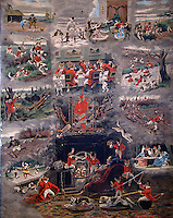 Quality Detailed poster size Photograph Print as original of this   image on paper of your choice, Large High Quality Prints on site, . A Foxhunters Dream  as in original condition, A.C. Havell [red-ink etched signature in the image; lower right.]<br />
