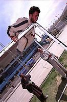 SPECIAL OLYMPICS AFGHANISTAN..KABUL 24 August 2005..Ghazi Stadium