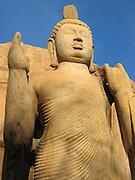 The Aukana Buddha Statue
