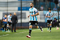 AVELLANEDA, BUENOS AIRES, ARGENTINA - 2017 NOVEMBER 01. Racing Club (9) Lisandro López during the Copa Sudamericana quarter-finals 2nd leg match between Racing Club de Avellaneda and Club Libertad at Estadio Juan Domingo Perón,  <br /> ( Photo by Sebastian Frej )