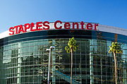 Staples Center Los Angeles California