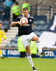 Raith Rovers Willie Dyer..Raith Rovers 1 v 0 Falkirk, 6th August 2011..©Pic : Michael Schofield.