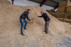 """WERNKE Peter, WERNKE Jan<br /> """"Grüner Sand""""<br /> Holdorf - Homestory Jan Wernke 2020<br /> www.sportfotos-lafrentz.de/Stefan Lafrentz<br /> 19. Februar 2020"""