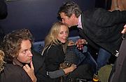 Bay Garnett, Tatler magazine Little Black Book party, Tramp. Jermyn St. 10 November 2004. ONE TIME USE ONLY - DO NOT ARCHIVE  © Copyright Photograph by Dafydd Jones 66 Stockwell Park Rd. London SW9 0DA Tel 020 7733 0108 www.dafjones.com