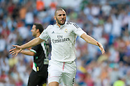 Real Madrid v Cordoba CF 250814
