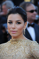 59661281.Actress Eva Longoria attends the premiere of Iranian director Asghar Farhadi s film Le Passe (The Past) during the 66th annual Cannes Film Festival, southern France, May 17, 2013. Photo by: imago / i-Images. UK ONLY
