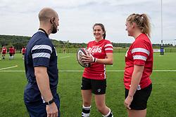 Lillian Stoeger of Bristol Bears Women - Mandatory by-line: Paul Knight/JMP - 02/09/2018 - RUGBY - Ashton Gate Stadium - Bristol, England - Bristol Bears v Bath Rugby - Gallagher Premiership Rugby