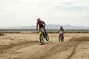 Mt.Graham MX Park May race in Safford, Arizona.