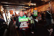 March at Lib Dem conference 18/09/2011