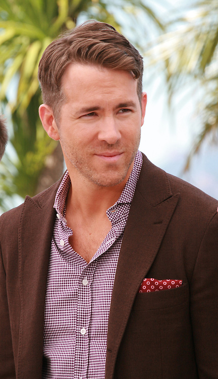 Ryan Reynolds at the photocall for the film Captives at the 67th Cannes Film Festival, Friday 16th May 2014, Cannes, France.