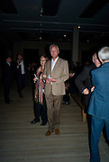 ELLEN WOXMYBR; HAROLD WOXMYBRE, Mark Rothko private view. Tate Modern. 24 September 2008 *** Local Caption *** -DO NOT ARCHIVE-© Copyright Photograph by Dafydd Jones. 248 Clapham Rd. London SW9 0PZ. Tel 0207 820 0771. www.dafjones.com.