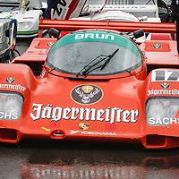 #17 Porsche 962, Legends Race, Le Mans 24H, 2012