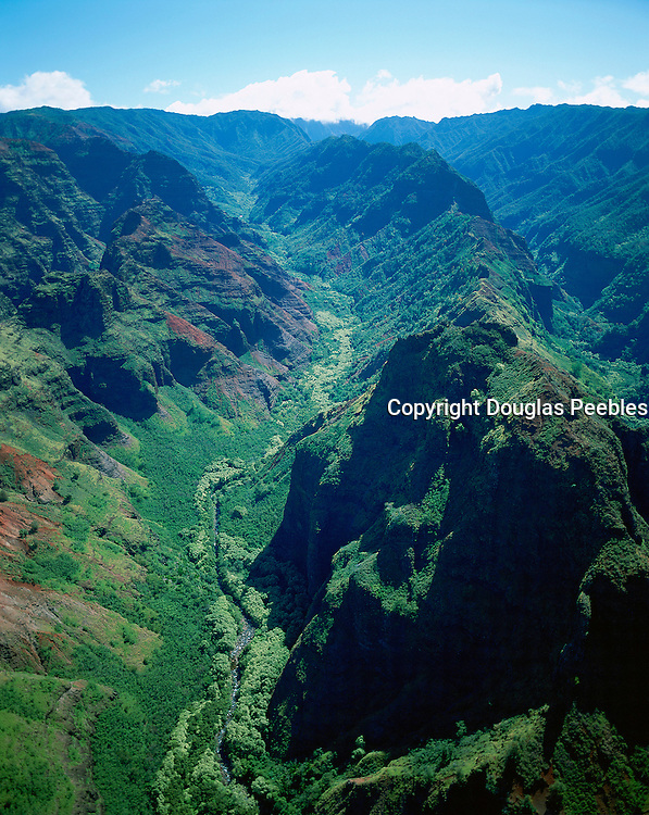 Olokele Canyon, Kauai, Hawaii, USA<br />