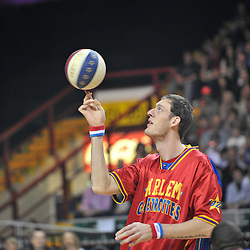 Harlem Globetrotters Exhibition | Metro Arena, Newcastle | 24 March 2012
