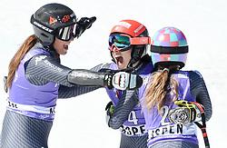 19.03.2017, Aspen, USA, FIS Weltcup Ski Alpin, Finale 2017, Riesenslalom, Damen, im Bild Federica Brignone (ITA) // Federica Brignone of Italy during the ladies's Giantslalom of 2017 FIS ski alpine world cup finals. Aspen, United Staates on 2017/03/19. EXPA Pictures © 2017, PhotoCredit: EXPA/ Erich Spiess