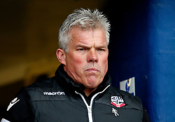 Bolton Wanderers Goalkeeping Coach Lee Butler - Mandatory by-line: Matt McNulty/JMP - 15/04/2017 - FOOTBALL - Boundary Park - Oldham, England - Oldham Athletic v Bolton Wanderers - Sky Bet League 1