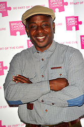 Vas Blackwood attends the launch party for Breast Cancer Campaign at Tower 42, London, England, October 1, 2012. Photo by Chris Joseph / i-Images.