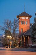 The depot, Walla Walla, Washington