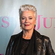 NLD/Amsterdam/20180920 - Premiere Judas, Doris Baaten