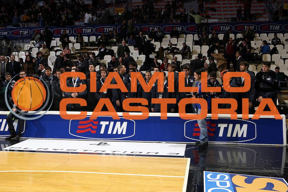 DESCRIZIONE : Bologna Final Eight 2008 Quarti di Finale Premiata Montegranaro Air Avellino<br />GIOCATORE : Team Italia Nazionale Italiana<br />SQUADRA : <br />EVENTO : Tim Cup Basket For Life Coppa Italia Final Eight 2008 <br />GARA : Premiata Montegranaro Air Avellino<br />DATA : 08/02/2008 <br />CATEGORIA : Ritratto<br />SPORT : Pallacanestro <br />AUTORE : Agenzia Ciamillo-Castoria/G.Ciamillo