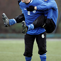 St Johnstone Training..14.01.05<br />