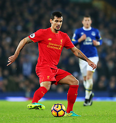 Dejan Lovren of Liverpool - Mandatory by-line: Matt McNulty/JMP - 19/12/2016 - FOOTBALL - Goodison Park - Liverpool, England - Everton v Liverpool - Premier League