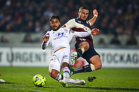 Goal Nabil Fekir - 21.12.2014 - Bordeaux / Lyon - 19eme journee de Ligue 1 -<br />