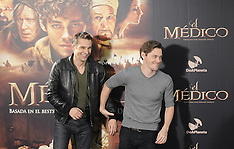 """DEC 19 2013 """"The Physician"""" photocall"""