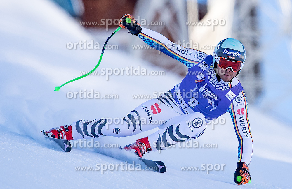 02.12.2016, Val d Isere, FRA, FIS Weltcup Ski Alpin, Val d Isere, Super G, Herren, im Bild Andreas Sander (GER) // Andreas Sander of Germany in action during the race of men's SuperG of the Val d'Isere FIS Ski Alpine World Cup. Val d'Isere, France on 2016/02/12. EXPA Pictures © 2016, PhotoCredit: EXPA/ Johann Groder
