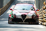 October 16-20, 2016: Macau Grand Prix. Petr FULÍN, Alfa Romeo Giulietta