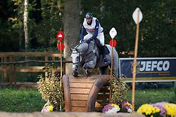 Carlile Thomas, (FRA), Upsilon<br /> Cross country<br /> Mondial du Lion - Le Lion d'Angers 2015<br /> © Dirk Caremans<br /> 17/10/15